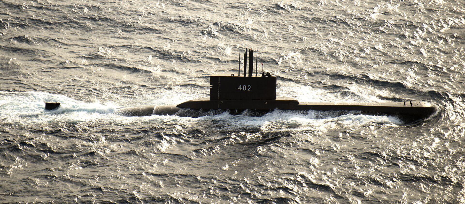 Il sottomarino indonesiano KRI Nanggala 402 - Sputnik Italia, 1920, 25.04.2021
