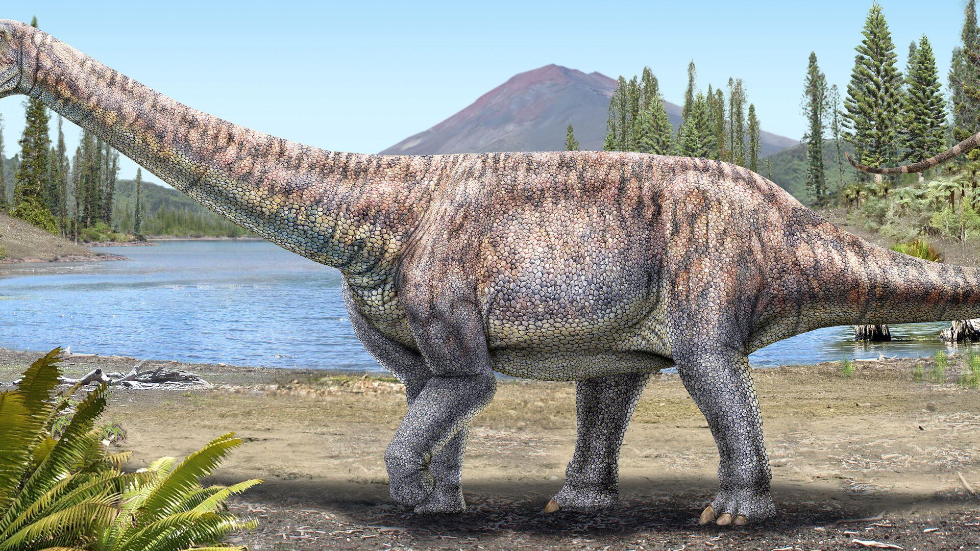 Dinosauro Arackar licanantay - Sputnik Italia, 1920, 21.04.2021
