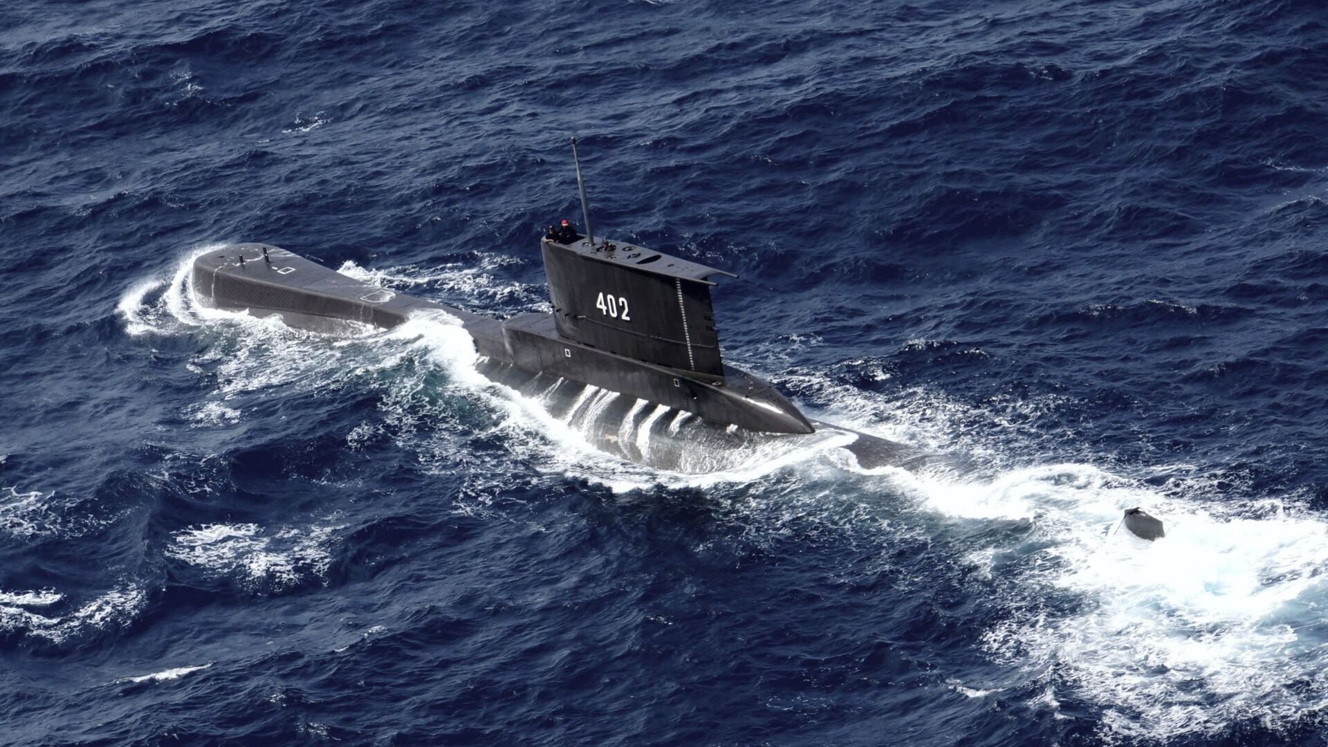 Il sottomarino indonesiano KRI Nanggala - Sputnik Italia, 1920, 18.09.2021