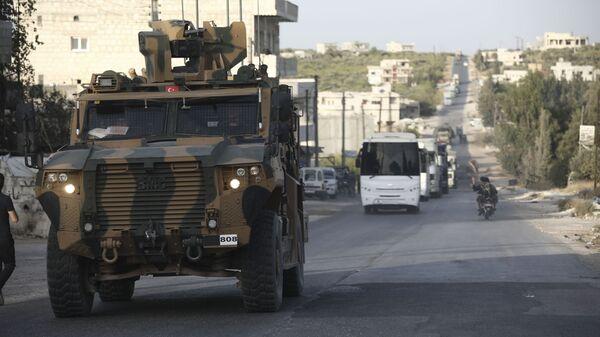 Militari turchi in Siria - Sputnik Italia