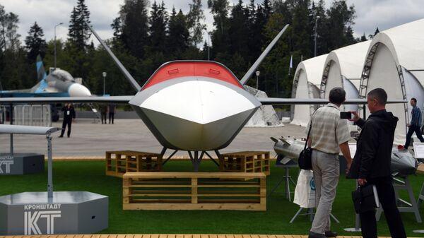 Il drone russo Grom - Sputnik Italia
