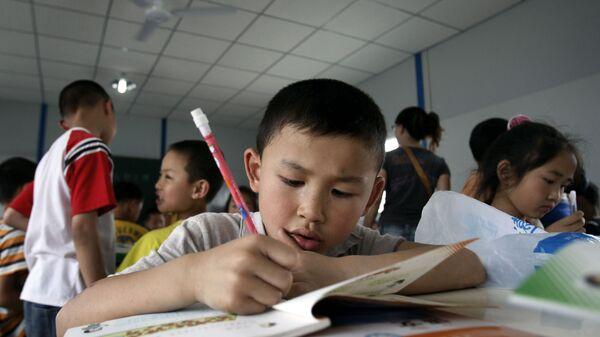Bambini in Cina - Sputnik Italia