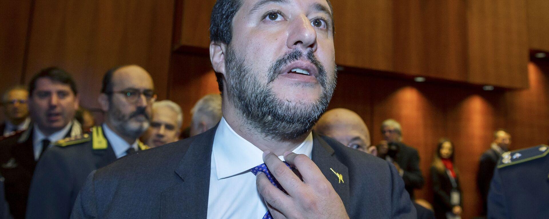 Matteo Salvini - Sputnik Italia, 1920, 02.08.2021