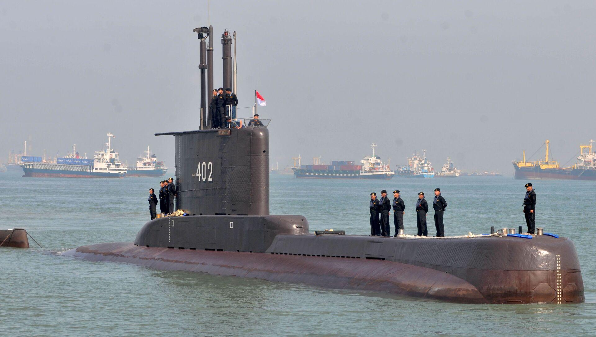 Il sottomarino indonesiano KRI Nanggala-402  - Sputnik Italia, 1920, 25.04.2021