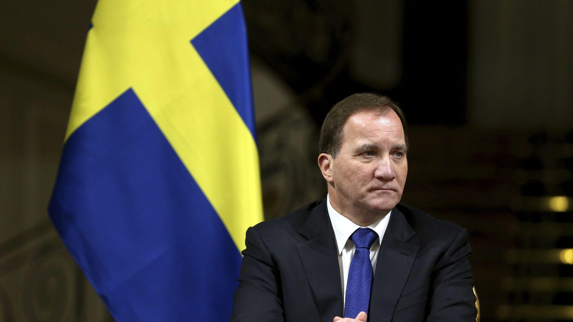 Primo ministro svedese Stefan Lofven  - Sputnik Italia, 1920, 27.04.2021