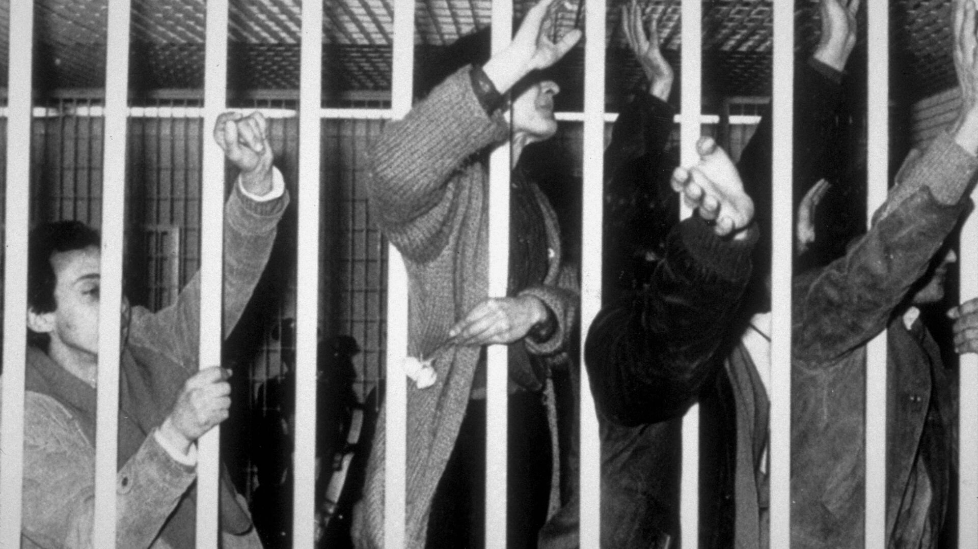 I membri delle Brigate Rosse arrestati  - Sputnik Italia, 1920, 29.04.2021