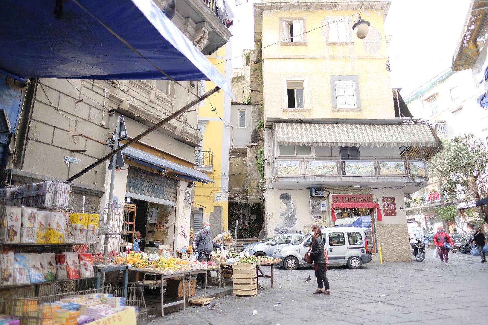 Forcella, quartiere di Napoli - Sputnik Italia, 1920, 18.05.2021