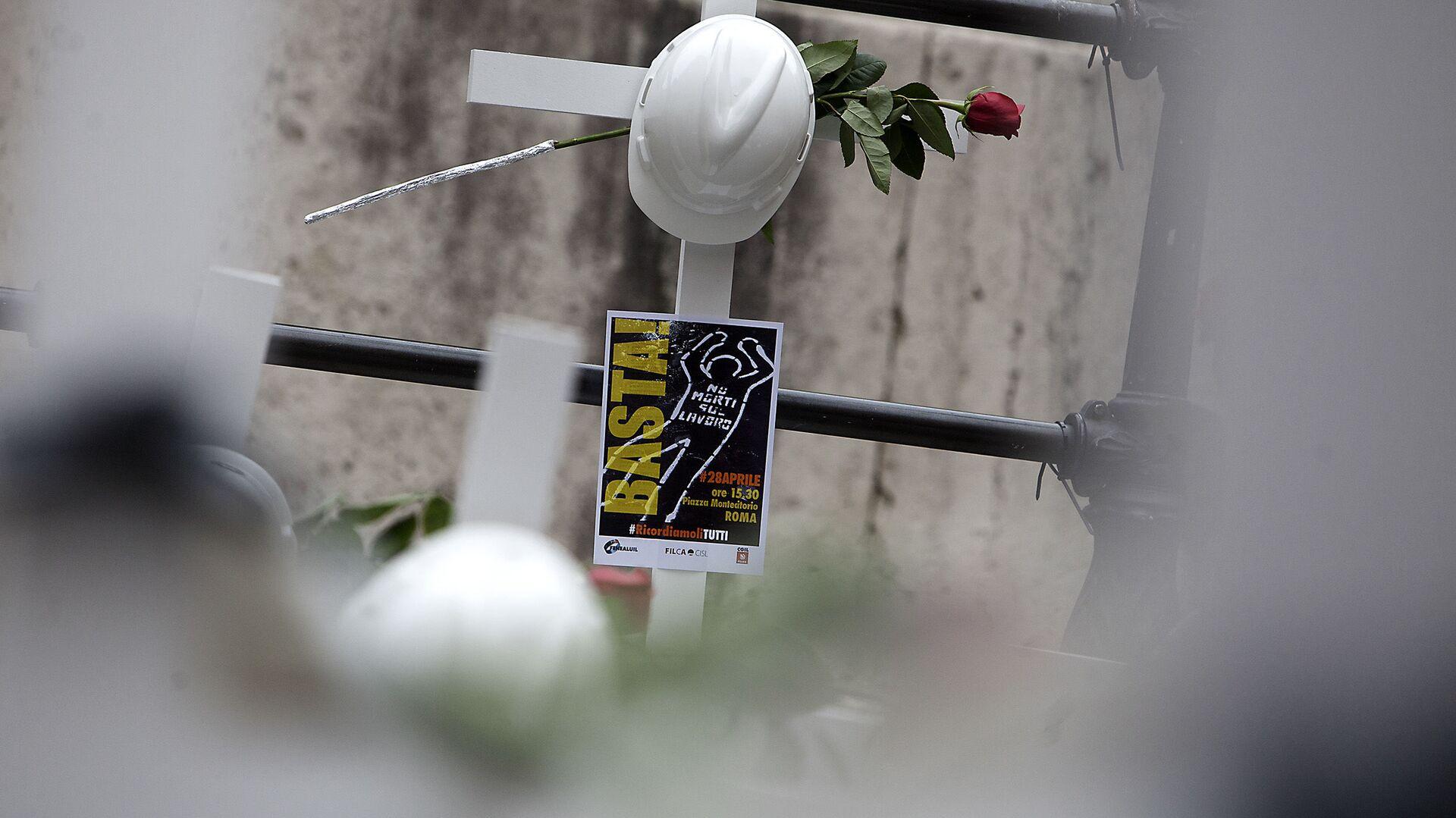 Morti sul lavoro - Sputnik Italia, 1920, 05.08.2021