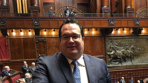 Claudio Durigon, politico e sindacalista italiano - Sputnik Italia