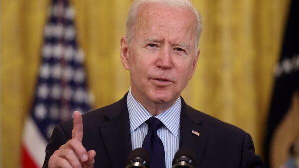 Joe Biden - Sputnik Italia