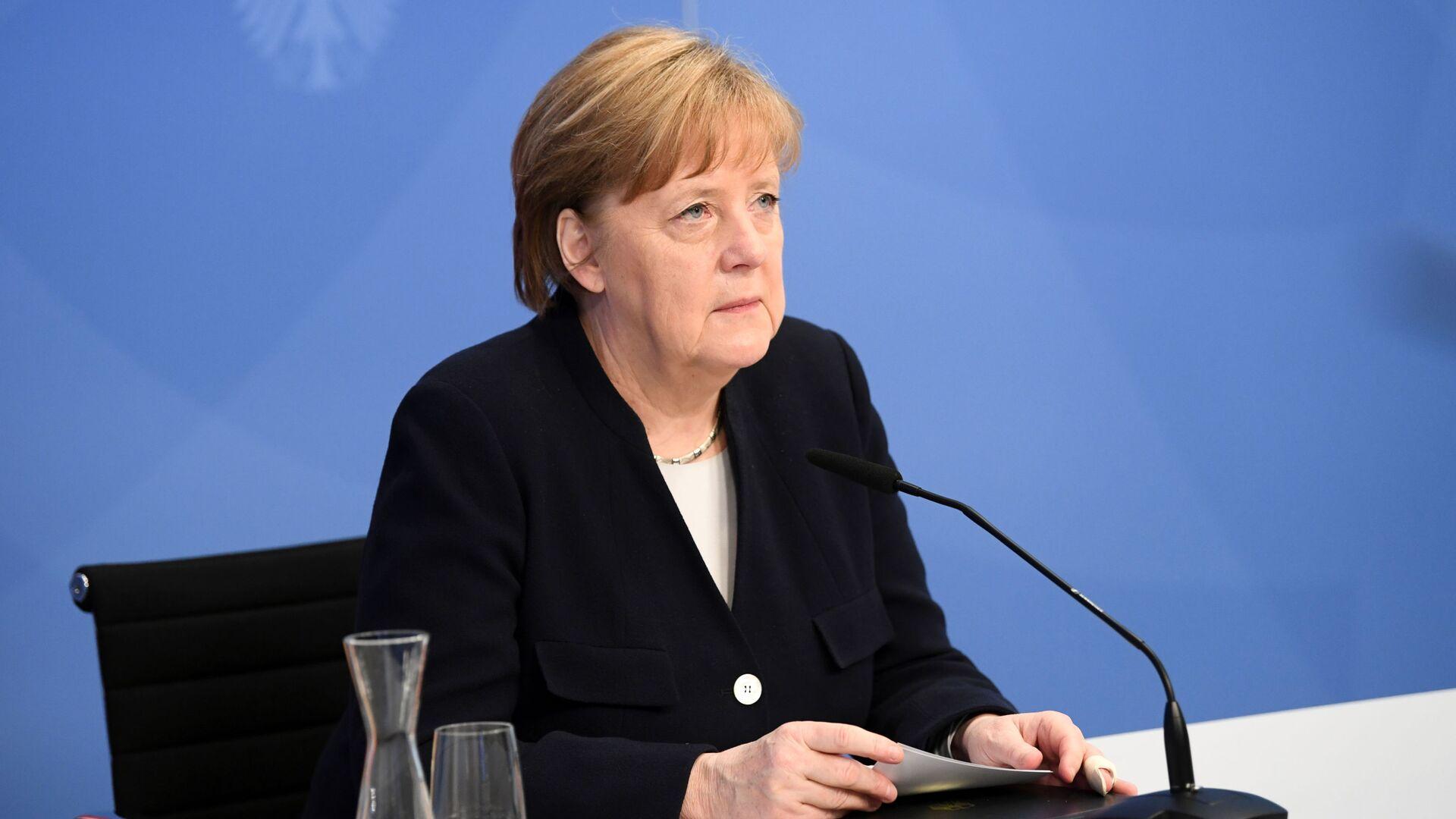 Angela Merkel - Sputnik Italia, 1920, 22.06.2021