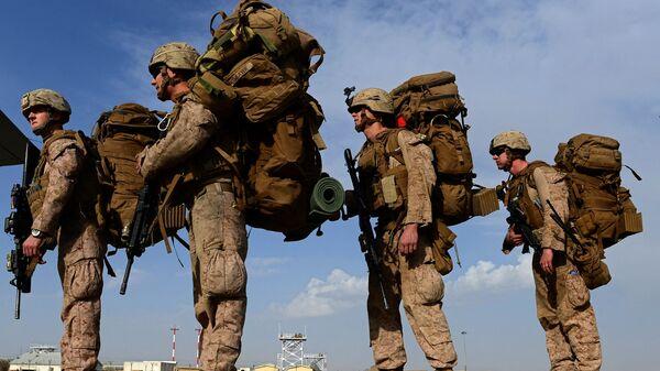 I Marines degli Stati Uniti in Afghanistan - Sputnik Italia