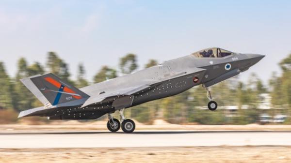 Il primo velivolo di prova F-35I Adir al di fuori degli Stati Uniti presso il Centro israeliano di prove di volo AF a Tel-Nof AFB l'11 novembre 2020. Verrà utilizzato per sviluppare e testare capacità avanzate che solo Israele può aggiungere la sua flotta di caccia F-35I. - Sputnik Italia