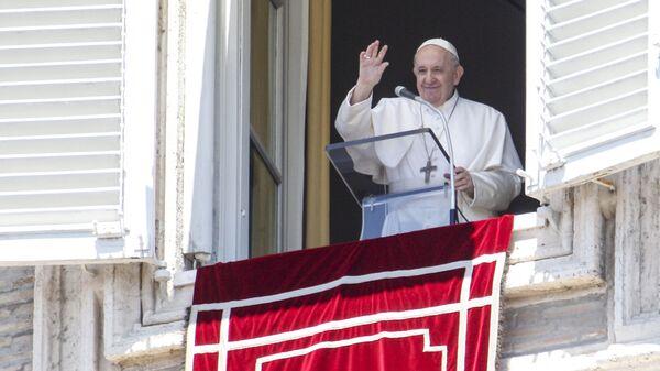 Papa Francesco  - Sputnik Italia