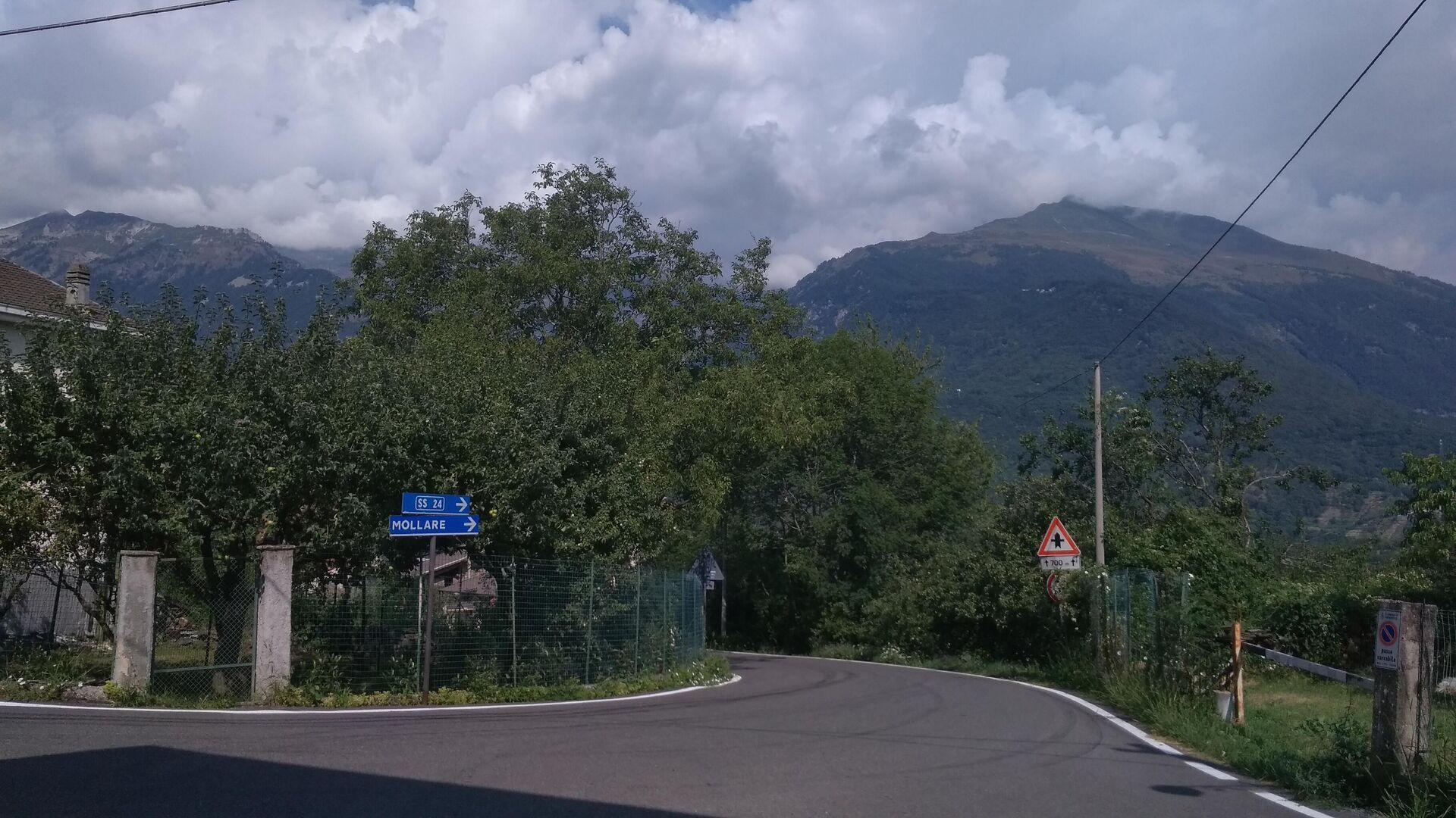 Strada in Val di Susa - Sputnik Italia, 1920, 19.05.2021