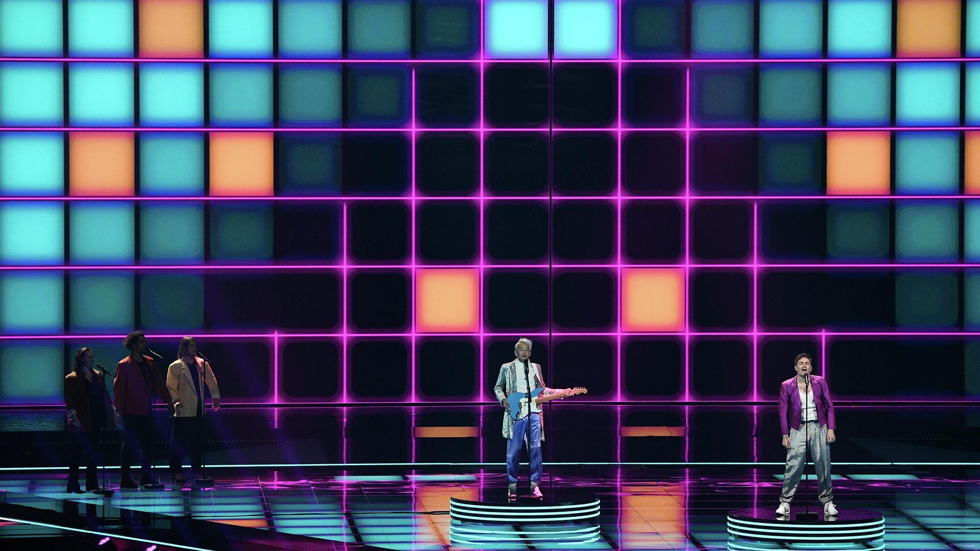 Eurovision 2022 - Sputnik Italia, 1920, 20.05.2021