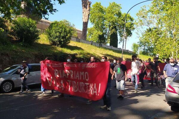 La manifestazione del 21 maggio - Sputnik Italia