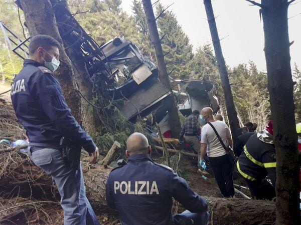 Le operazioni di soccorso hanno mobilitato 700 persone. - Sputnik Italia
