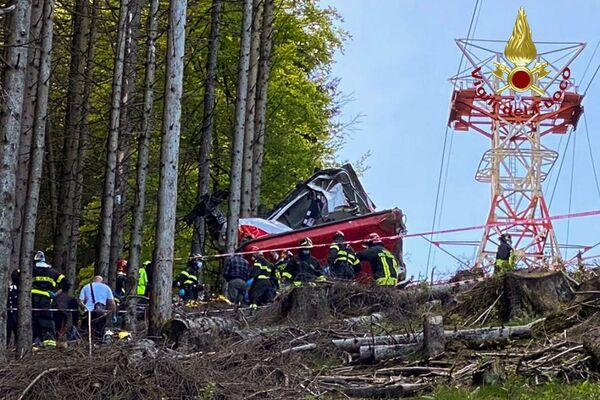 I due bambini di 9 e 5 anni sono stati trasportati in elicottero all'Ospedale infantile Regina Margherita di Torino.  - Sputnik Italia