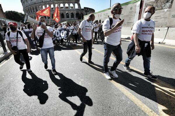 La posizione dei lavoratori è che il governo deve intervenire per fare rispettare gli accordi. - Sputnik Italia
