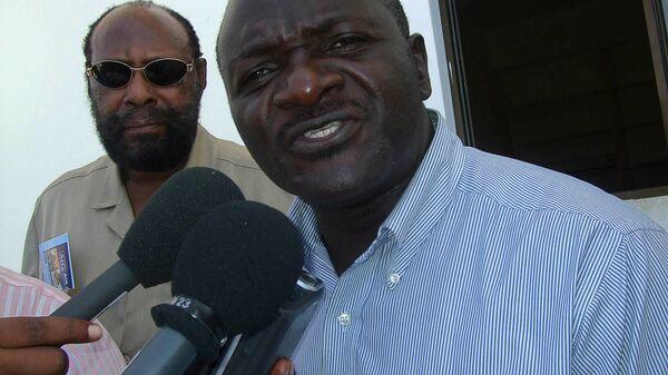 Министр труда и транспорта Уганды, генерал Катумба Вамала - Sputnik Italia