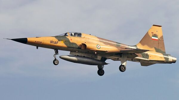 Многоцелевой истребитель Northrop F-5 - Sputnik Italia