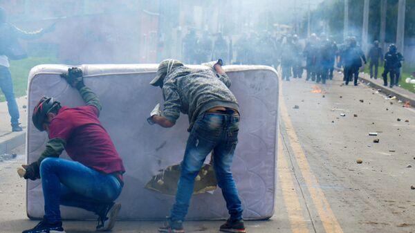 Manifestazioni in Colombia - Sputnik Italia