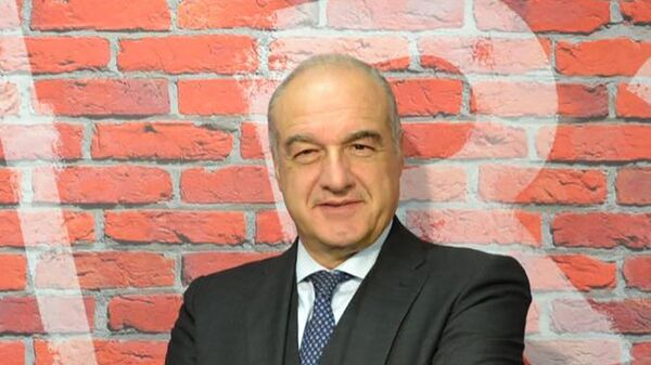 Итальянский политик Энрико Мичетти - Sputnik Italia