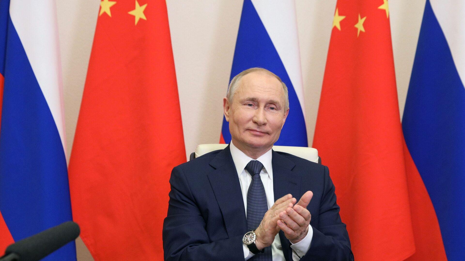 Vladimir Putin - Sputnik Italia, 1920, 04.09.2021