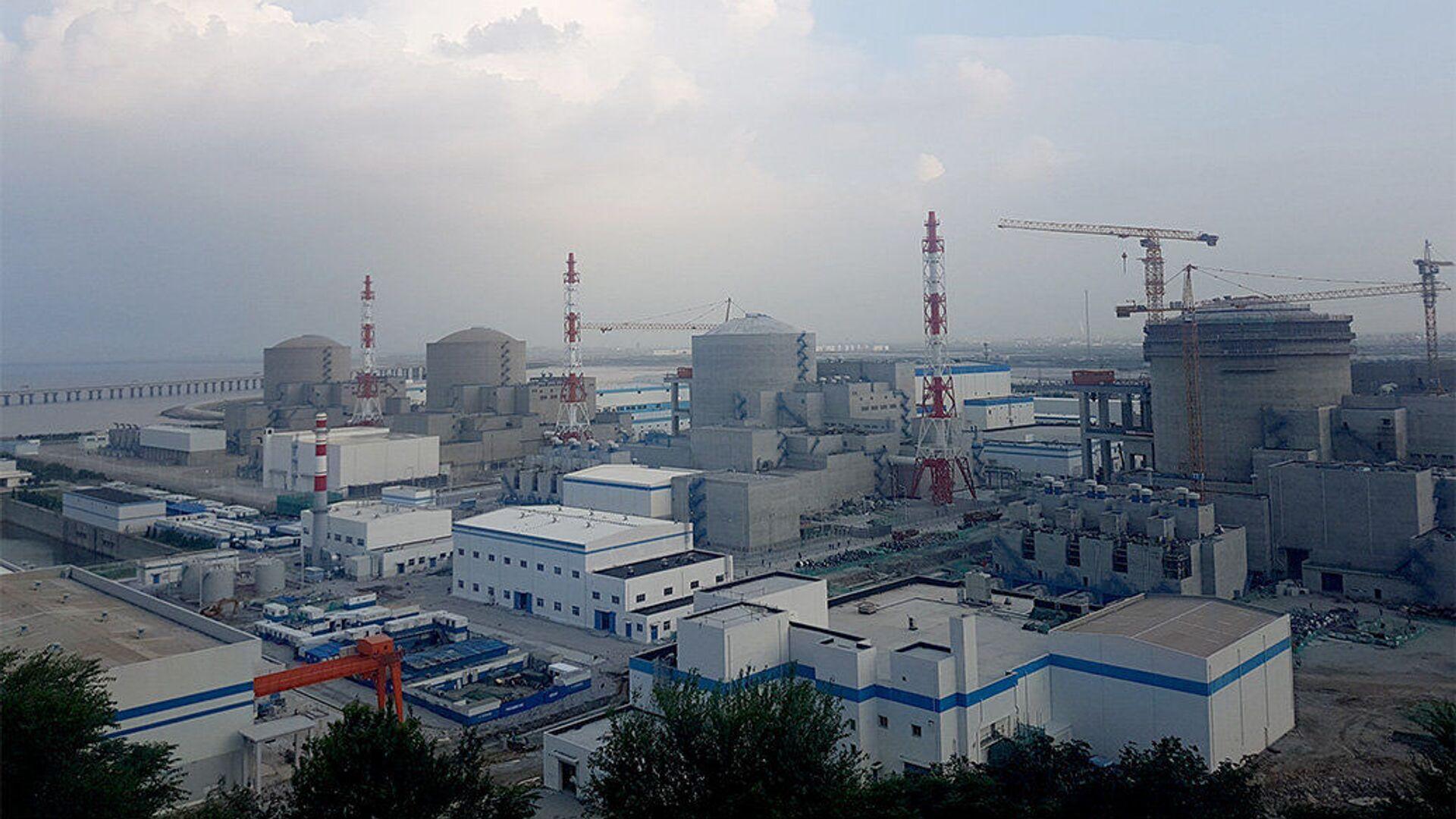 La centrale nucleare di Tianwan, Guandong, Cina - Sputnik Italia, 1920, 16.09.2021