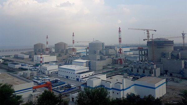 La central nuclear de Tianwan en China - Sputnik Italia