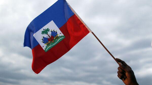 Флаг Гаити - Sputnik Italia