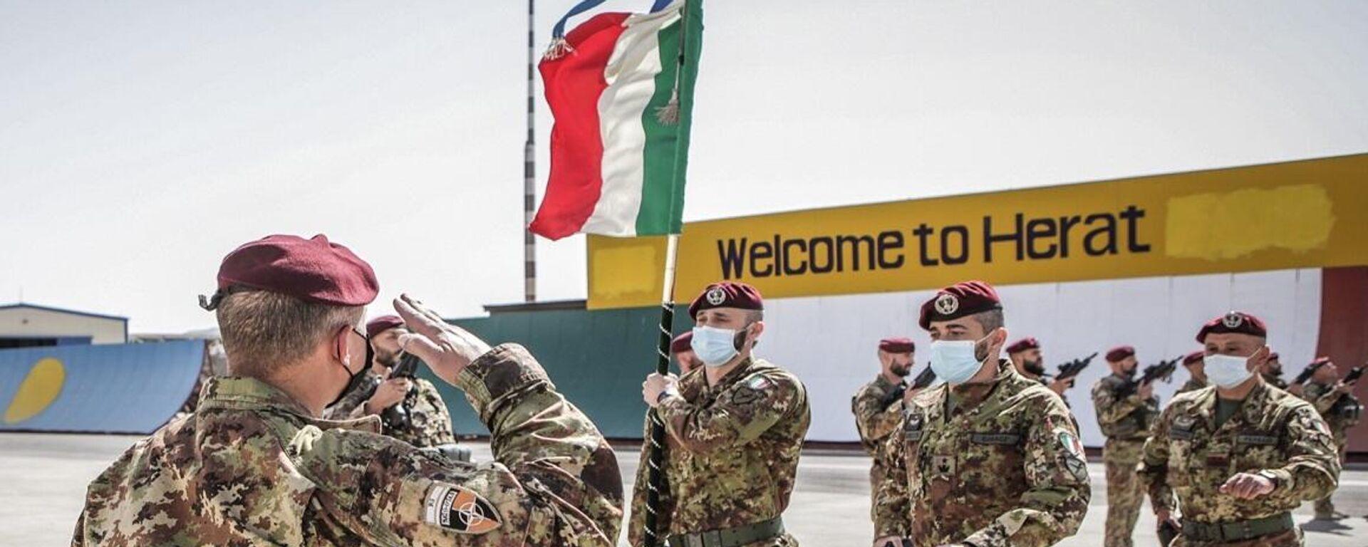Difesa: Missione italiana in Afghanistan conclusa ufficialmente - Sputnik Italia, 1920, 30.06.2021