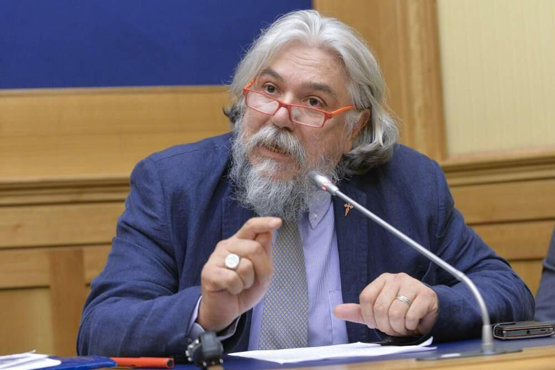 Alessandro Meluzzi - Sputnik Italia, 1920, 01.07.2021