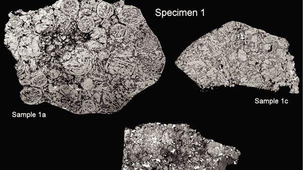Метеорит Кавеццо - Sputnik Italia