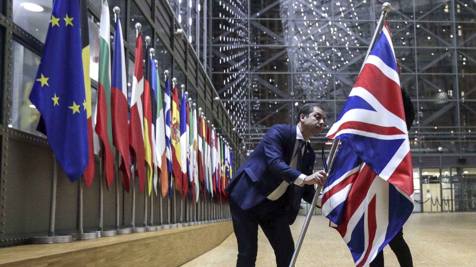 Brexit - Sputnik Italia, 1920, 25.09.2021