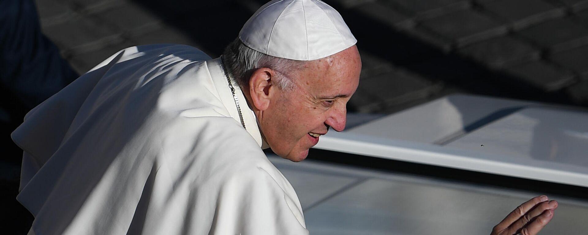 Papa Francesco - Sputnik Italia, 1920, 21.09.2021