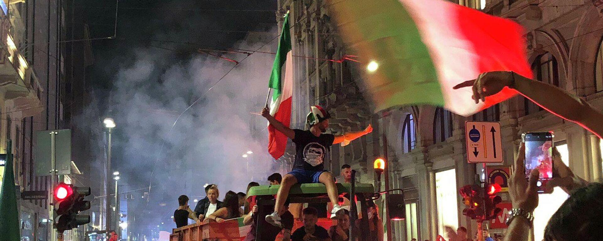 Festeggiamenti Italia - Sputnik Italia, 1920, 12.07.2021