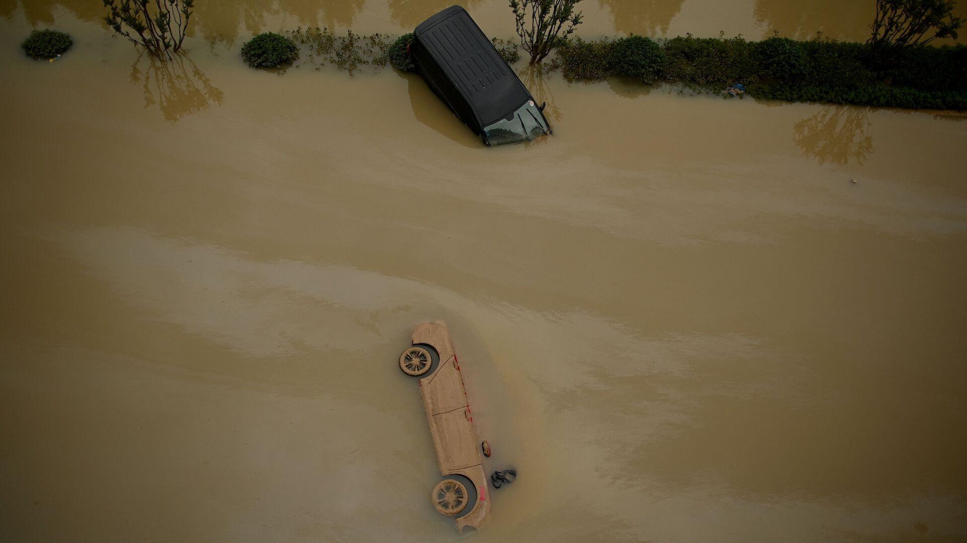 Inondazioni nel Henan - Sputnik Italia, 1920, 22.07.2021