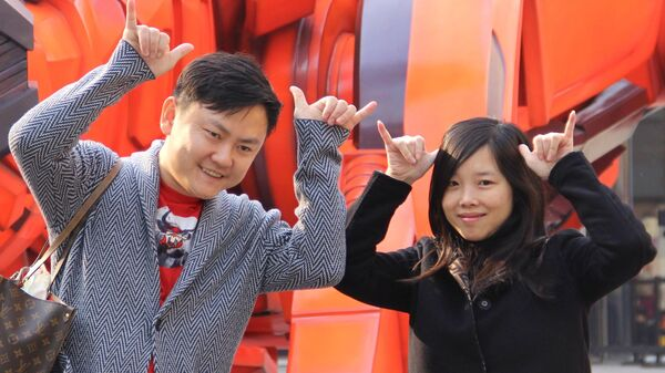 Capodanno in Cina - Sputnik Italia