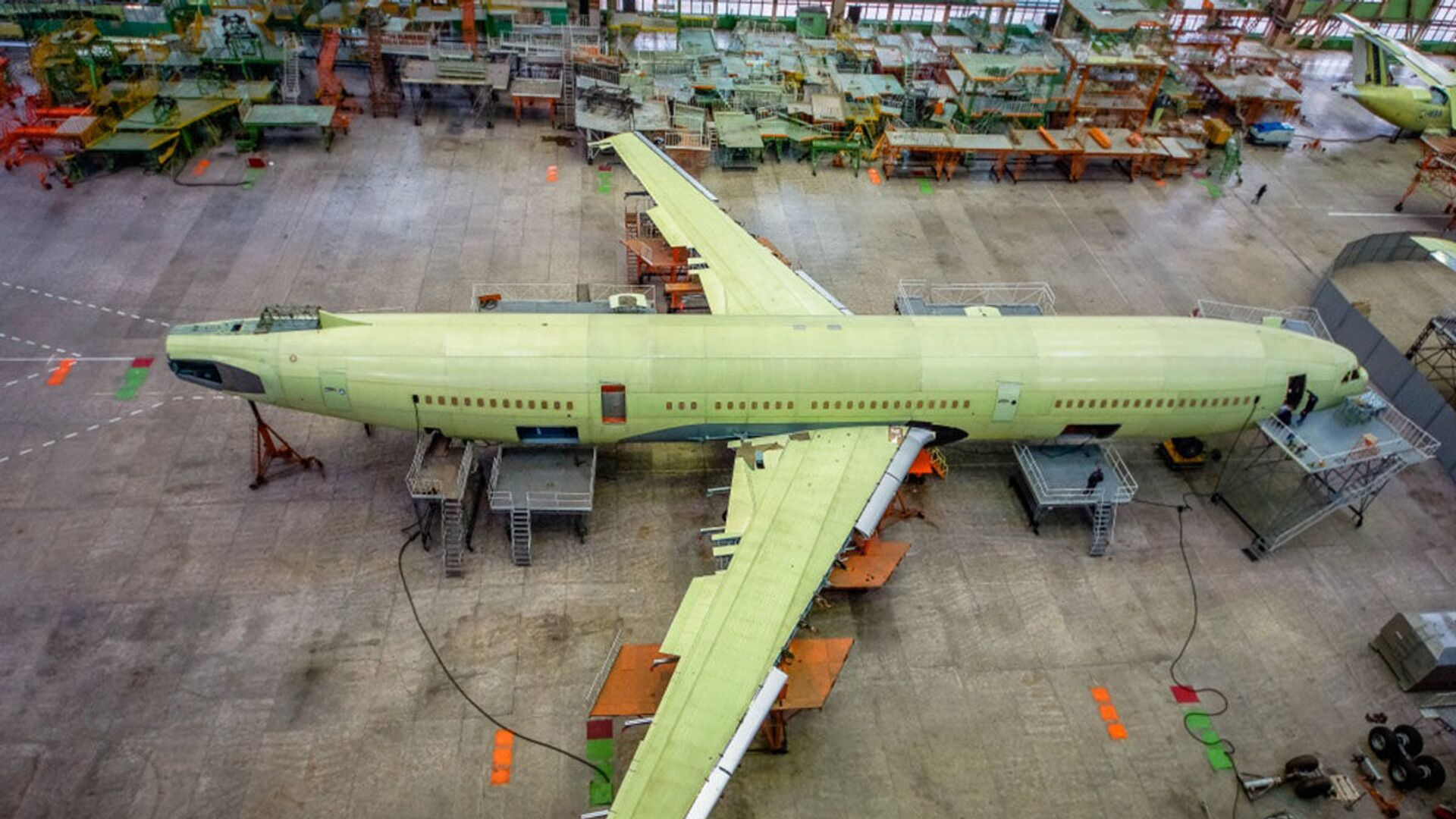 Il-96-400M - Sputnik Italia, 1920, 26.07.2021