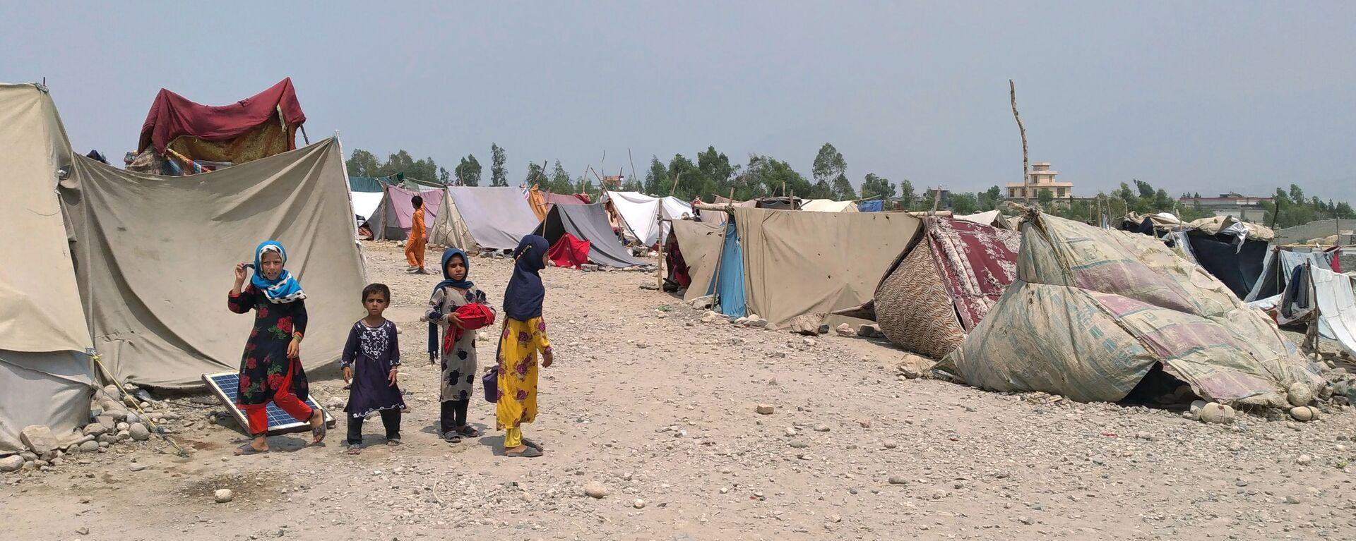 Rifugiati afghani - Sputnik Italia, 1920, 29.07.2021