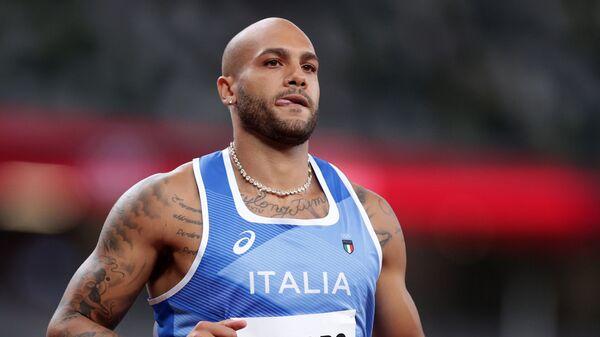 Итальянский бегун Марсель Джейкобс - Sputnik Italia