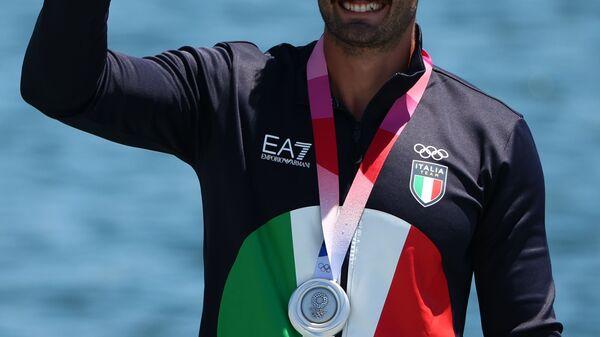 Итальянский спортсмен Manfredi Rizza - Sputnik Italia