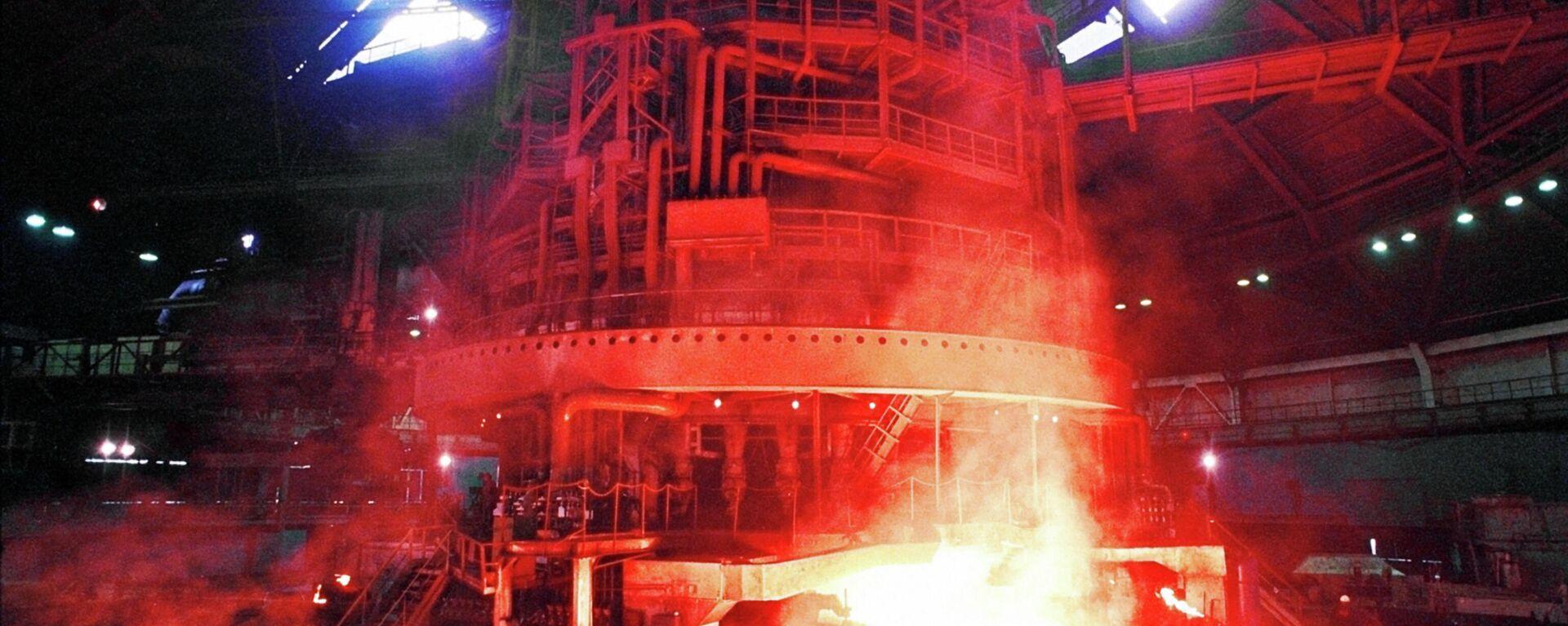 Industria siderurgica - Sputnik Italia, 1920, 08.08.2021