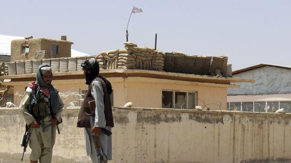 Боевики Талибана* в городе Газни, Афганистан - Sputnik Italia