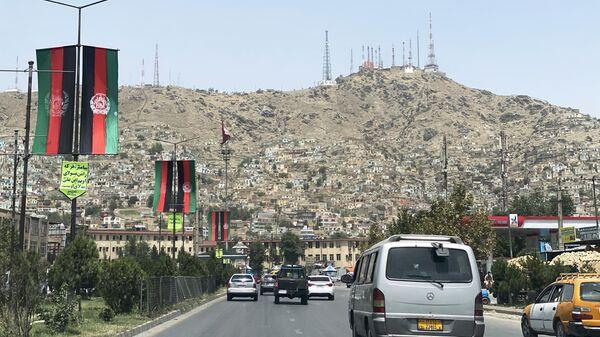 Kabul, strade - Sputnik Italia