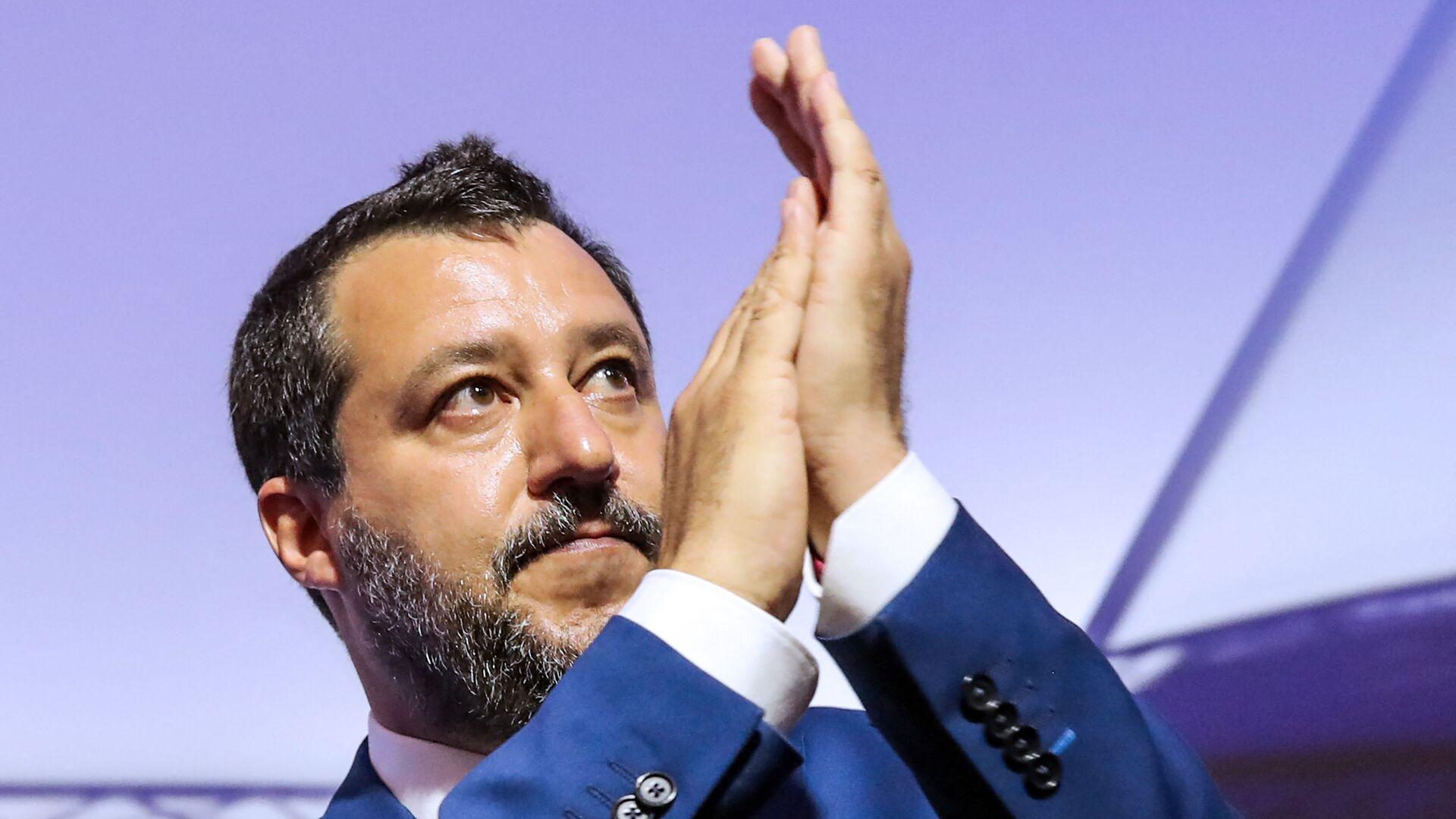 Matteo Salvini - Sputnik Italia, 1920, 08.09.2021