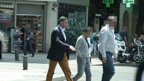 Итальянский преступник, члена группировки Camorra Raffaele Imperiale в Дубае - Sputnik Italia