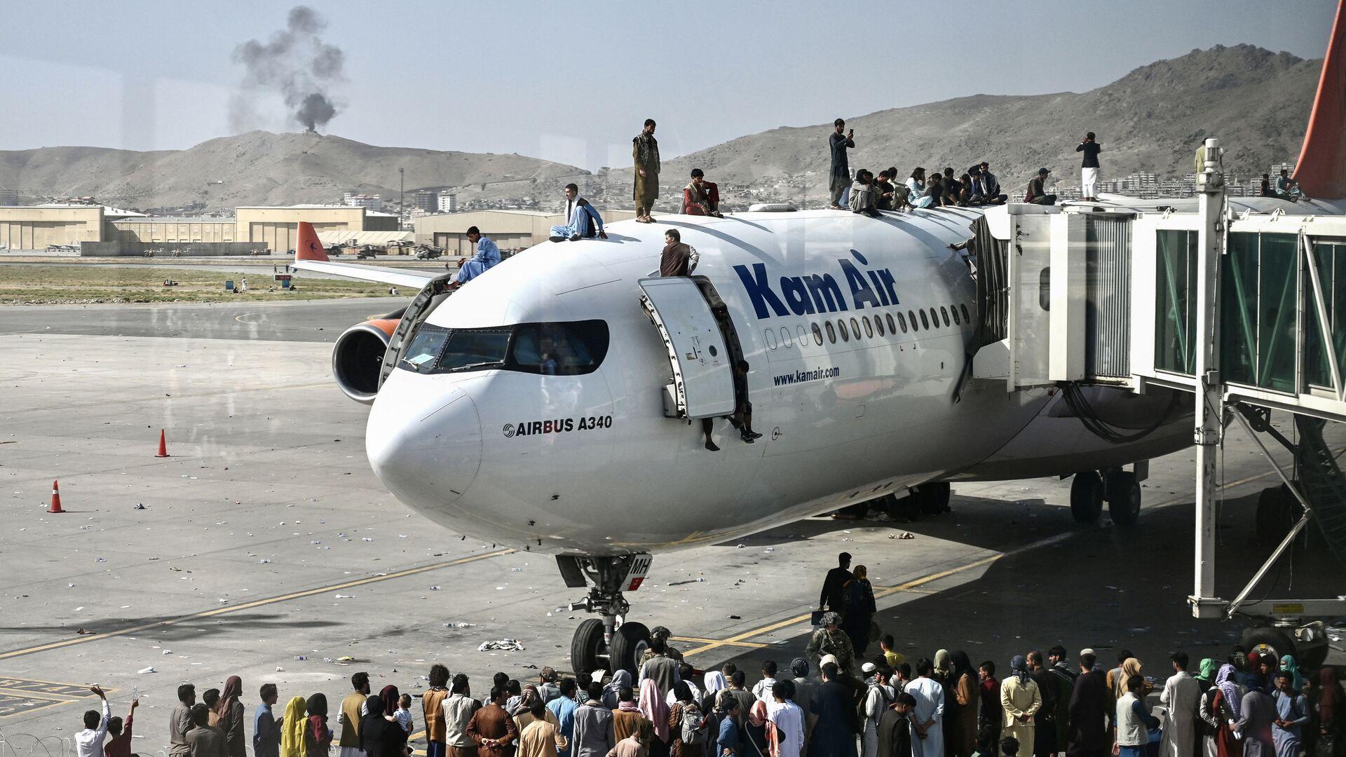 Aeroporto internazionale di Kabul  - Sputnik Italia, 1920, 21.08.2021